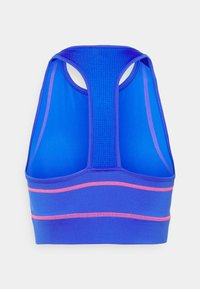 Reebok - WOR DETAIL BRALETTE - Light support sports bra - court blue - 1