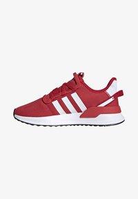 adidas Originals - U_PATH RUN SHOES - Skate shoes - red - 0