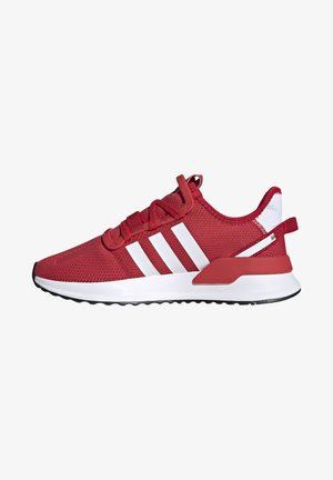 U_PATH RUN SHOES - Obuwie deskorolkowe - red
