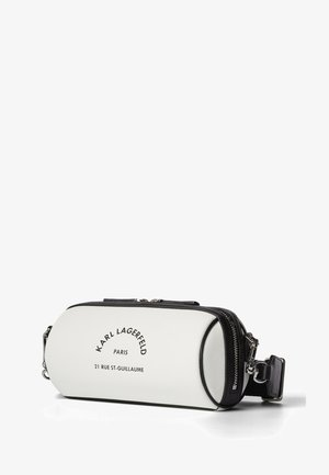 BARREL BAG - Bæltetasker - white