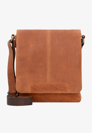 BODIL - Across body bag - cognac