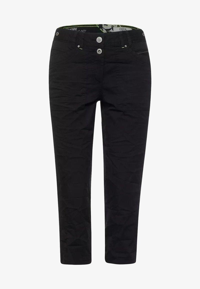 Cecil - Shorts - black