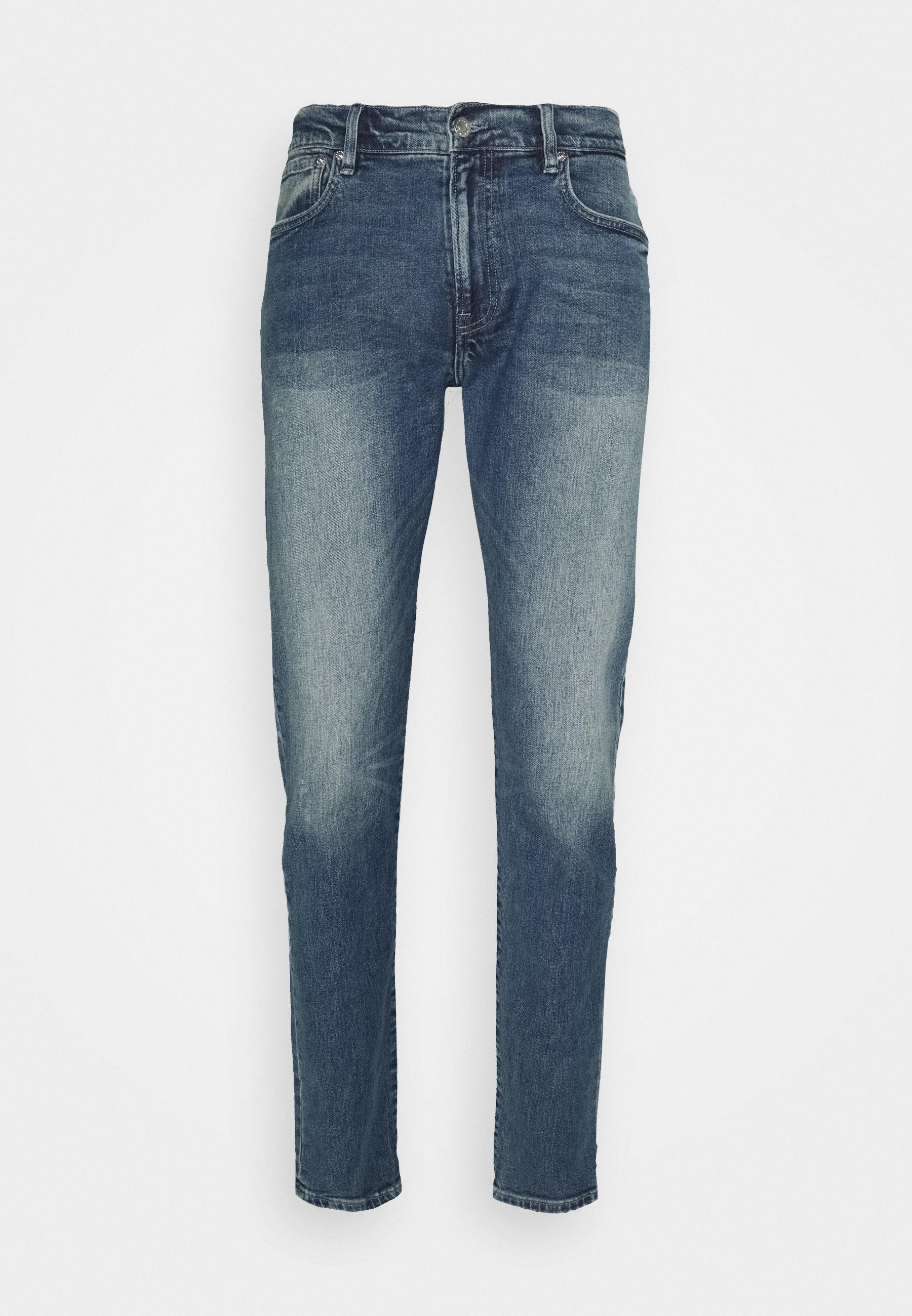 Men SUPER WASH - Slim fit jeans