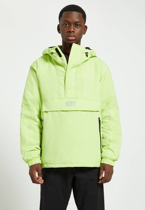Winter jacket - evergreen