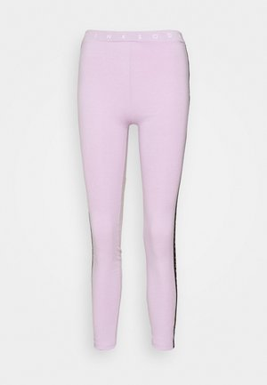 CONGO TAPED - Tights - lilac melange