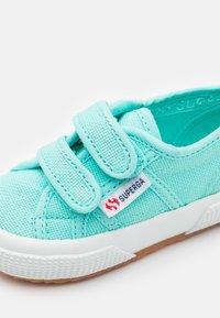 Superga - 2750 COTJSTRAP CLASSIC UNISEX - Zapatillas - azure turquoise - 5