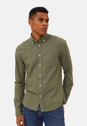 PETER  - Shirt - green melange