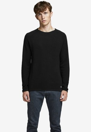 JJEHILL - Jumper - black