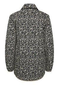Saint Tropez - DAGMARSZ QUILT - Light jacket - black reef florals - 5