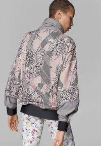 adidas by Stella McCartney - Sports jacket - pink - 2