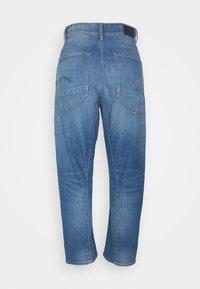 G-Star - C-STAQ 3D BOYFRIEND CROP - Relaxed fit jeans - light-blue-denim - 1