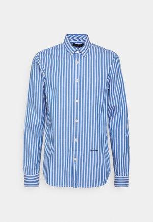 SHIRT - Shirt - blue/white
