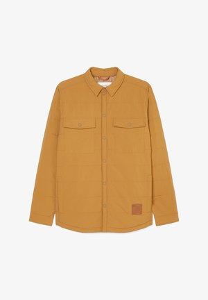 Light jacket - winter camel