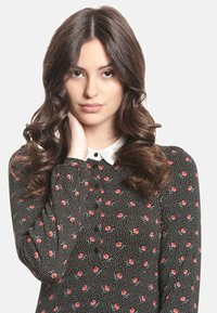 Vive Maria - SWEET ROSE SCHOOL  - Day dress - schwarz allover - 3