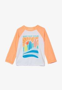 GAP - TODDLER BOY RASHGUARD - Rash vest - jos orange - 2