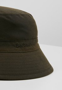 Barbour - SPORTS HAT UNISEX - Hat - olive - 5