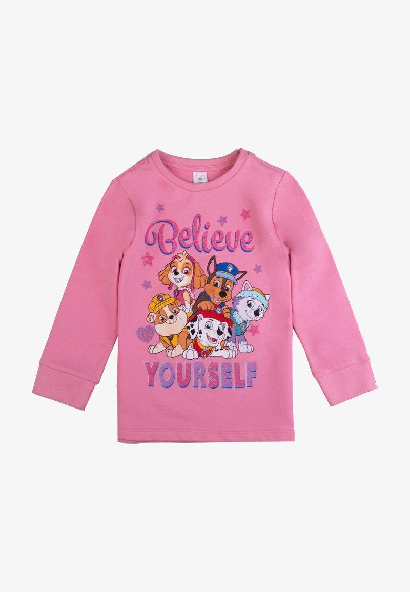 Paw Patrol - Sweatshirt - sea pink