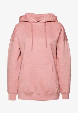 HOODY - Hoodie - mid pink