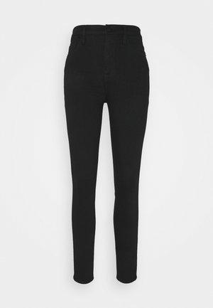ALI HIGH RISE SKINNY - Skinny džíny - noir