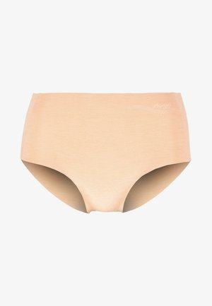 ZERO-FEEL NATURAL HIGHWAIST BRIEF - Slip - cognac
