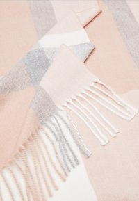 Anna Field - Sjal - pink/grey/off-white - 3