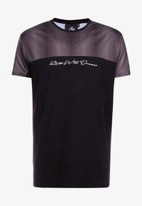 Kings Will Dream - WAKER - Print T-shirt - black - 3