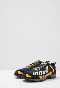 Inov-8 - X-TALON 212 V2 - Trail running shoes - navy/yellow - 2
