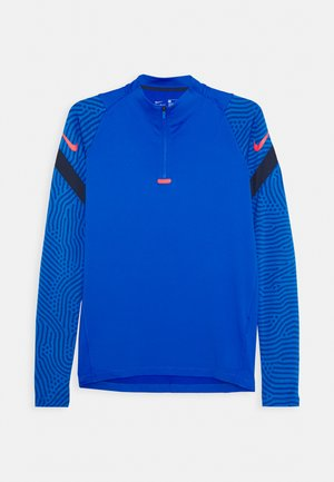 DRY STRIKE - Sports shirt - soar/midnight navy/laser crimson