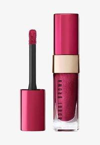Bobbi Brown - LUXE LIQUID LIP RICH LUSTRE - Flüssiger Lippenstift - precious gem - 0
