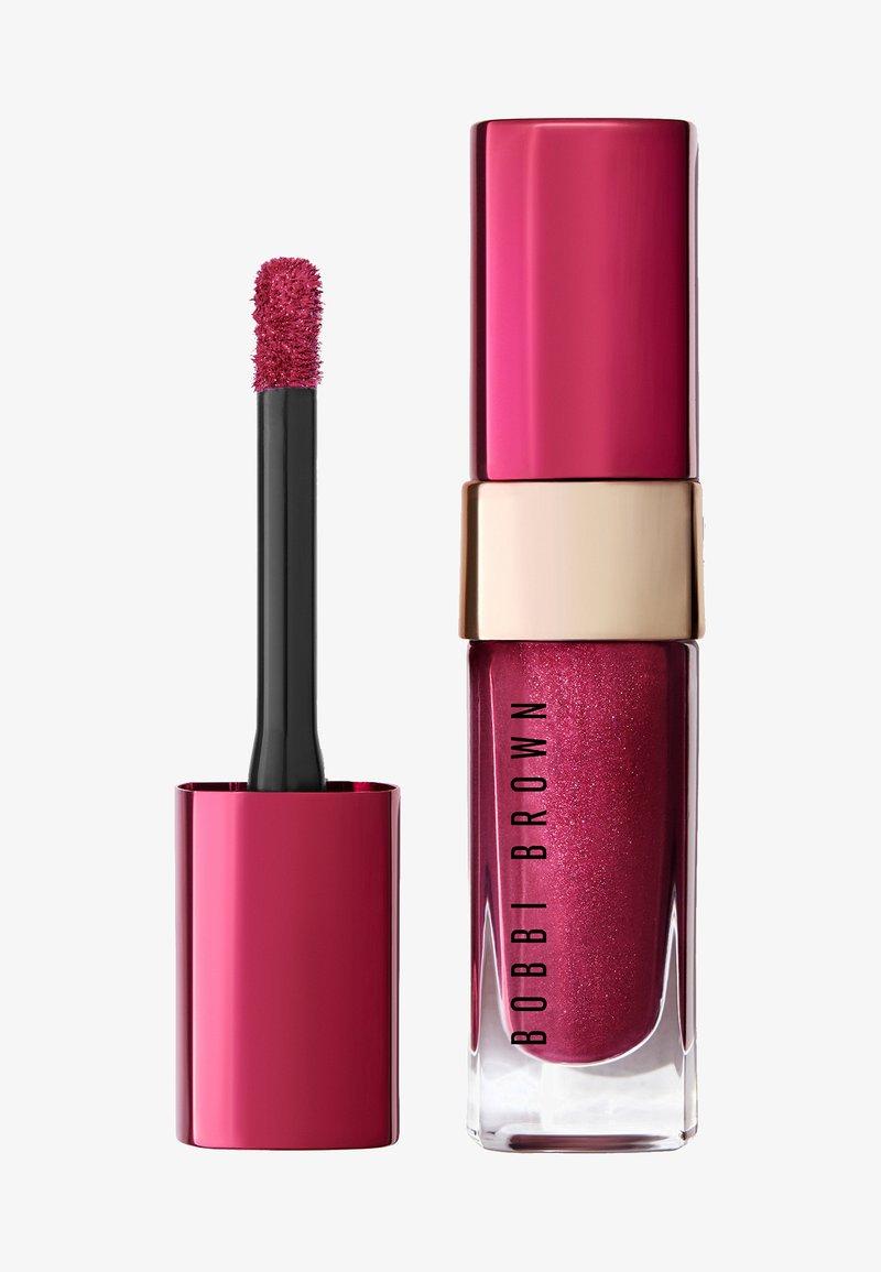 Bobbi Brown - LUXE LIQUID LIP RICH LUSTRE - Flüssiger Lippenstift - precious gem