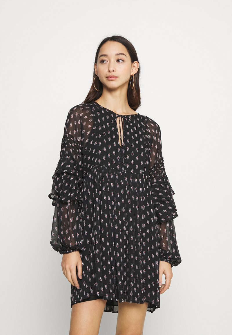 Pepe Jeans - AMABELLA - Day dress - black