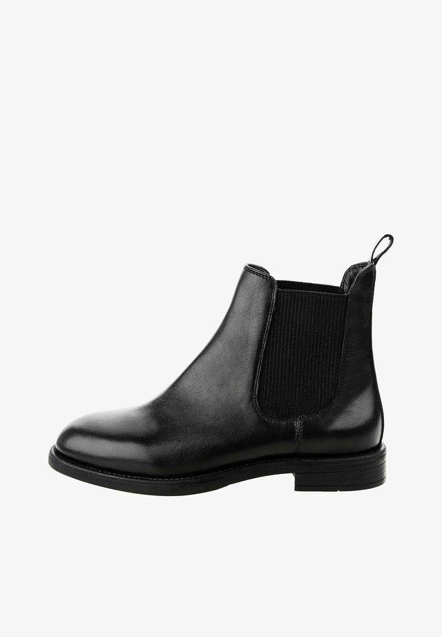 KLAUSEN  - Korte laarzen - black