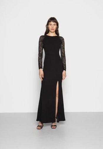SLEEVE MAXI - Cocktail dress / Party dress - black