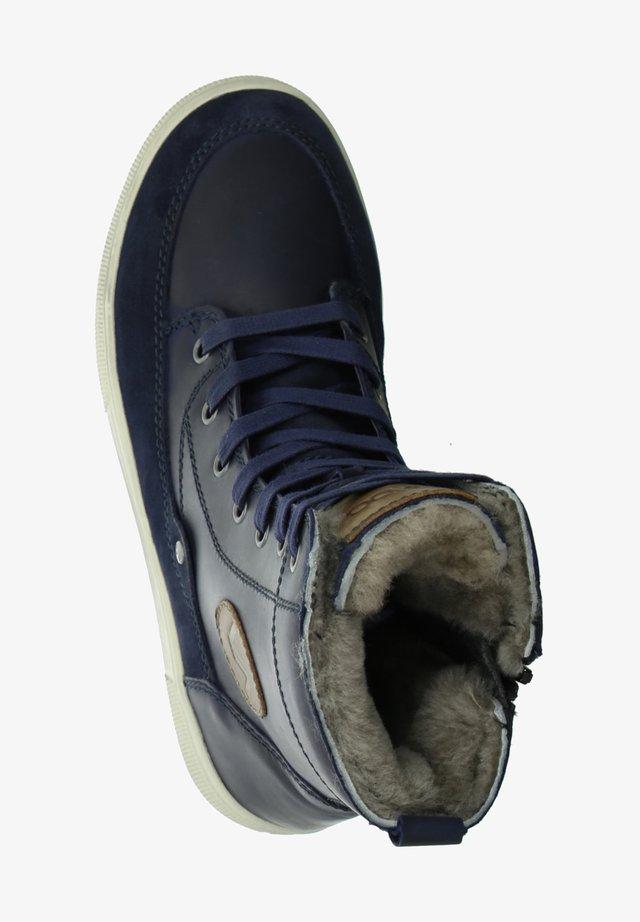 JACK - Winter boots - blau