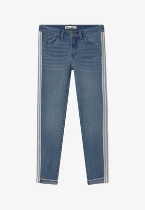 710 SKINNY ANKLE - Jeansy Skinny Fit - light-blue denim