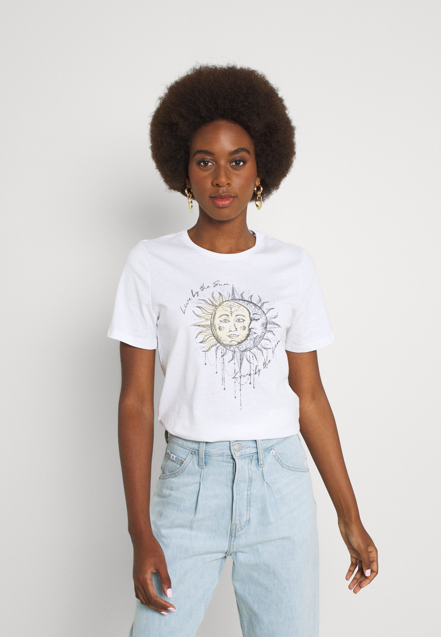 Femme ONLMYSTIC LIFE - T-shirt imprimé