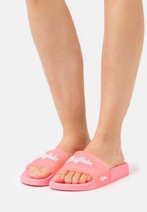 VEGAN RESI - Mules - pink