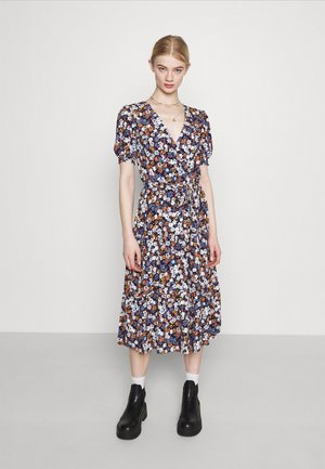 VINANNA MIDI DRESS - Day dress - navy blazer