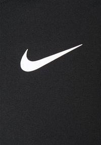 Nike Performance - Sudadera con cremallera - black/white - 2