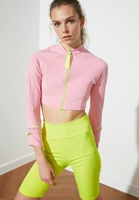 Trendyol - Training jacket - pink - 2