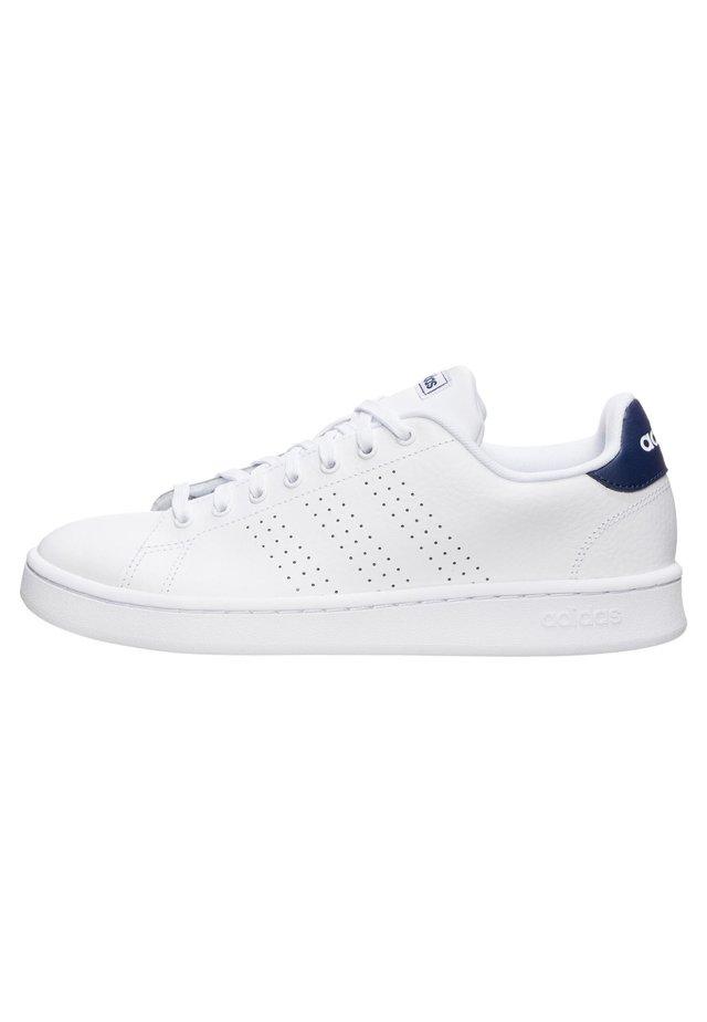 ADVANTAGE SNEAKER HERREN - Trainers - footwear white / dark blue