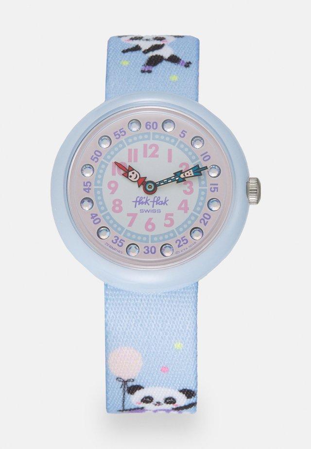 PANDI PANDA UNISEX - Watch - blue