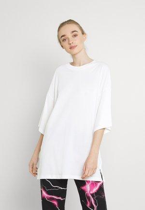 ALICIA TEE - T-Shirt basic - white light