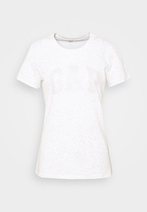 TEE - Camiseta estampada - snow
