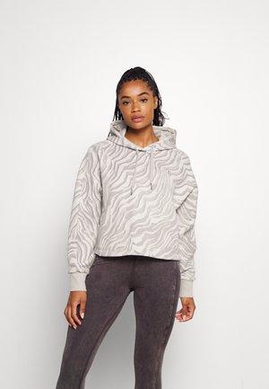 ESSENTIALS HOODY - Sweatshirt - light grey