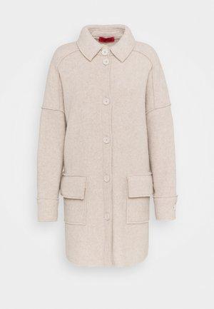 DANESE - Klasický kabát - cirrus gray