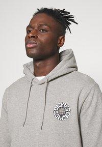 Dickies - GLOBE HOODIE - Sweatshirt - grey melange - 3