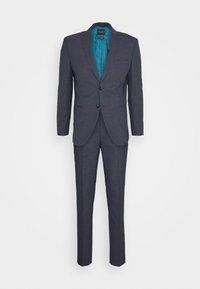 Selected Homme - SLHSLIM MAZELOGAN - Suit - medium blue melange - 7