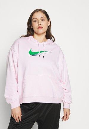 HOODIE - Jersey con capucha - pink foam