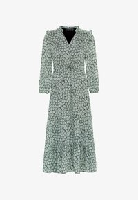 HALLHUBER - MIT VOLANTS - Day dress - dusty mint - 3